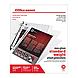 Office Depot 491-703 Non-Glare Standard Weight Sheet Protectors - 50-Pack - Clear