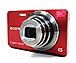 Sony Cyber-shot DSC-W690 16 Megapixels Digital Camera - 10x Optical/40x Digital Zoom - 3-inch LCD Display - Red