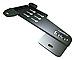 Ledco SW.VAN.F Passenger Siderwinder Plate Mounting System - Black