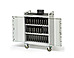 Bretford NETBOOK36-CT Netbook Storage Cart - 36 Netbook Capcity - Power Management System