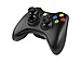 Microsoft NSF-00023 Xbox 360 Gaming Controller - Wireless - Upto 30 FT - Black