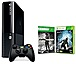 Microsoft N2V-00001 250 GB Xbox 360 Bundle  - Tomb Raider and Halo 4 Included - Black