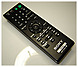 Sony RMT-D197A Remote Control for DVP-SR201P DVD Player - 2 x AA Batteries