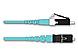 Corning 055702T5120003M 9.8 Feet Plug and Play Universal Systems Jumper - 1 x LC Duplex, 1 x SC Duplex - Two Fiber - 50 �m Multimode (OM3)