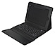 2Cool 2C-TCK02C-BK Case with Built-in Bluetooth Keyboard for iPad - Black