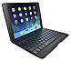 ZAGG ZAGGkeys ZKFHFBKLIT105 Folio Case with Backlit Keyboard for iPad Air - Black