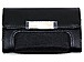 Wireless Solutions 888063966033 Universal Leather Case for Small Cell Phones - Black