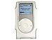 Incase Designs ES86025 Leather Sleeve for iPod Mini - White