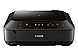 Canon PIXMA 9539B002 MG6620 Wireless Photo All-in-One Inkjet Printer - 4800 x 1200 dpi Color, 600 x 600 dpi Black - 3.0-inch LCD Display - USB - 100-240V AC, 50-60 Hz - Black