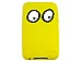 Jack Spade 01556-0 2nd Generation iPod Touch Cover Case - Yellow / Eyes -