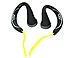 Jabra Sport-Corded 100-55400000-02 Ear-bud Headset - Binaural - Wired - 18-21000 Hz - Wired - Yellow