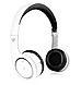 V7 HS-6000-BT-WHT-9NC Bluetooth Wireless Headset - On-ear - Binaural - White