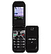Alcatel 616960061908 A392G The Big Easy Flip Prepaid Cell Phone - GSM 850, 900, 1800, 1900 - Bluetooth 2.1 - TracFone - 2.0 Megapixels Camera - Black - Locked to Prepaid