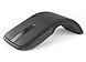 Microsoft Arc E6W-00001 Touch Mouse - Surface Edition - Dark Titanium