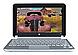 HP Mini XG718UA 210-2081NR Notebook PC - Intel Atom N455 1.66 GHz Processor - 1 GB DDR3 RAM - 250 GB Hard Drive - 10.1-inch Display - Windows 7 Starter - Ocean Drive