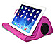Life Made iCozy Laptunes LCOZL01-R/FA Bluetooth Pillow Speaker Stand - Fuchsia