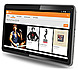 RCA Voyager RCT6773W22 7-inch Tablet PC - 1.4 GHz Quad-Core Processor - 1 GB DDR3 - 8 GB Storage - Android 4.4 KitKat - Charcoal