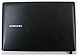 Samsung BA75-02708A LCD Back Cover for NP-N145 and NP-N150 Laptops - Black
