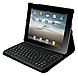 2Cool 2C-RTCK03-BK Detachable Bluetooth Keyboard Case for iPad 2 - Black