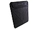 OnGuard ONG-TRISLE10-1 Tablet Sleeve with Stand - 10 Inch Sleeve - Magnetic Clasp - Black Microsuede