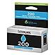 Lexmark 14L0086 Ink Cartridge - Cyan - Inkjet - 500 Page - 1 Each