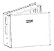 Rubbermaid Heathcare A36 1786450 Extended Technology Box