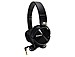 Sony ZX Series MDR-ZX110NC Basic Noise Cancelling On-the-Head Dynamic Headphones - Black