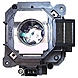 V7 Replacement Lamp For EPSON EB-G5600, EB-G5450WU, PowerLite PRO G5550NL, H351A - 275 W Projector Lamp - NSHA - 2000 Hour Standard
