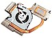 HP 636940-001 Cooling Fan Heatsink for Pavilion DM4-2000 Series Laptops