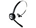 Jabra PRO 925 Headset - Mono - Wireless - 300 ft - Over-the-head, Behind-the-neck, Over-the-ear - Monaural - Supra-aural - Noise Cancelling Microphone