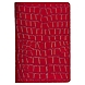 Verso Darwin Carrying Case for Digital Text Reader, Tablet PC - Red - Faux Leather - Crocodile Texture
