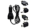 Bracketron UGC-229-BL Universal GPS Power Charger for GPS Navigator