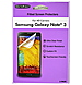 WriteRight CRC94138 Fitted Screen Protector for Samsung Galaxy Note 3 Smartphone
