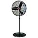 Lasko 3135 Industrial Grade Oscillating Pedestal Fan - 3 Blades - 762mm Diameter - 3 Speed - Rust Resistant, Oscillating, Adjustable Height, Adjustable Tilt Head - 92