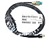 Zebra Standard Power Cord - For Bar Code Scanner - 12 V DC Voltage Rating