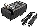 Panasonic DE-A39B Battery Charger for Lumix DMC-FS3P Digital Camera