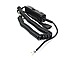 GN 2520175 Phone Coiled Cable Adapter - Quick Disconnect Audio - RJ-10 Phone