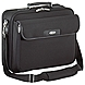 Targus ONP1 Notepac Plus Carrying Case - Up to 15.4-inch - Padded Compartment - Polyester - Black
