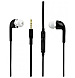 Samsung EO-EG900BB Stereo Headset for Galaxy S5 and Note 3 Smartphone - Black
