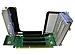 Lenovo x3650 M4 PCIe Riser Card 2 (1 x8 FH/FL + 2 x8 FH/HL Slots) - 3 x PCI Express x8 , PCI Express x8