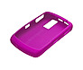 BlackBerry HDW-13840-008 Cell Phone Skin for Curve - Rubber - Magenta