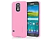 Incipio feather Ultra Thin Snap-On Case for Samsung Galaxy S5 - Smartphone - Light Pink - Plextonium