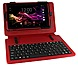 RCA Voyager RCT6773W22KBRD 7-inch Tablet PC Bundle w/Keybd- 1.0 GHz Quad-Core Processor - 1 GB DDR3 RAM - 8 GB Storage - Android 4.4 KitKat - Red