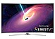 Samsung JS9500 Series UN65JS9500 65-inch 4K Ultra HD Curved Smart LED TV - 3840 x 2160 - 240 Motion Rate - 3D - HDMI, USB - Silver