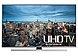 Samsung JU7100 Series UN50JU7100 50-inch 4K Ultra HD Smart LED TV - 3840 x 2160 - 240 Motion Rate - HDMI, USB - Black