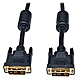 Tripp Lite DVI Single Link Cable, Digital and Analog TMDS Monitor Cable - (DVI-I M/M) 6-ft.