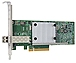 QLogic QLE3440-CU 10Gigabit Ethernet Card - PCI Express 3.0 x8 - 1 Port(s)