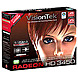 Visiontek 900321 Radeon 3450 Graphic Card - 512 MB DDR2 SDRAM - PCI - DirectX 10.1, OpenGL 2.0 - 1 x VGA - 1 x Total Number of DVI - Dual Link DVI Supported
