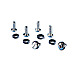 Rittal Assembly Screw - Computer Assembly Screw - 100 / Pack