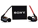 Sony XBA-H1 Hybrid 2-Way Driver In-Ear Earphones - 9 mm Dynamic and Balanced Armature - Black